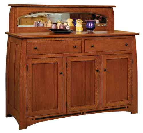 Amish Boulder Creek Sideboard